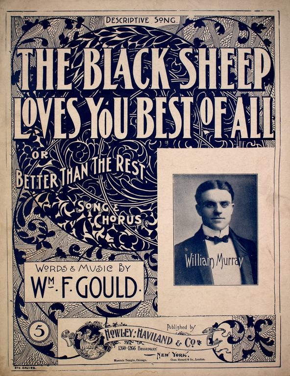The Black Sheep Loves You Best of All